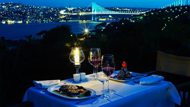 Sunset Grill - Bar - İstanbul Bosphorus