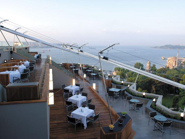 Swissotel The Bosphorus - Bosphorus view