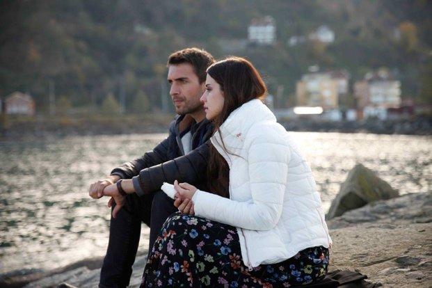 Tahir and Nefes in Sen Anlat Karadeniz - You Tell Me Karadeniz - Drama Tv Series