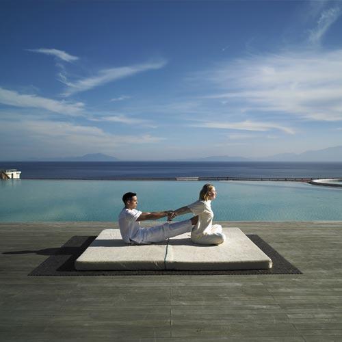 Kempinski Hotel Barbaros Bay Bodrum Yoga