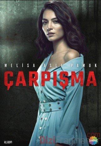 Melisa Aslı Pamuk in Crash Tv Series