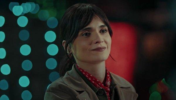 Eylem Mercier (played by Meriç aral) Söz - The Oath action drama show