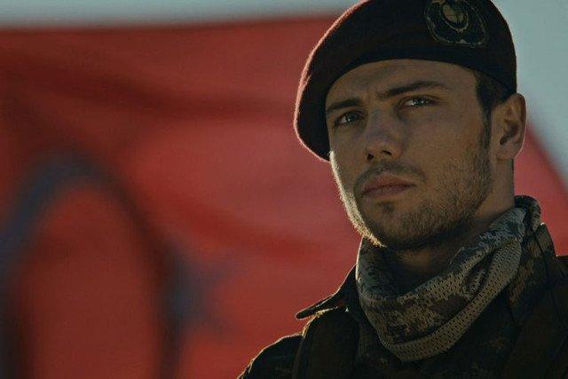 Tolga Sarıtaş playing Yavuz Karasu in Söz - The Oath tv series