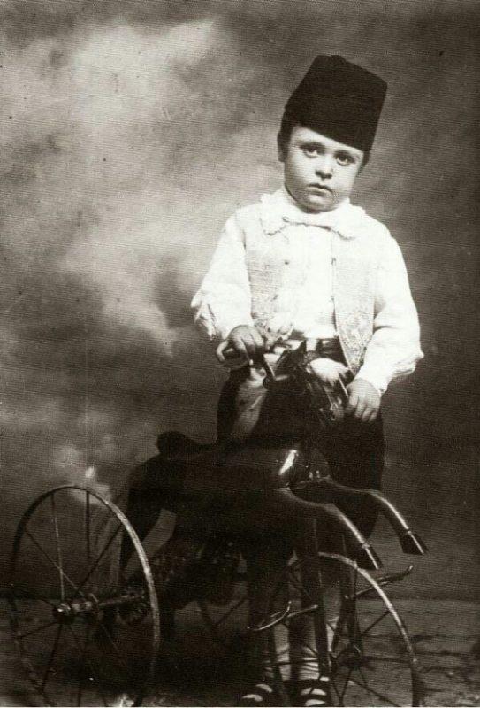 Little Nazım...