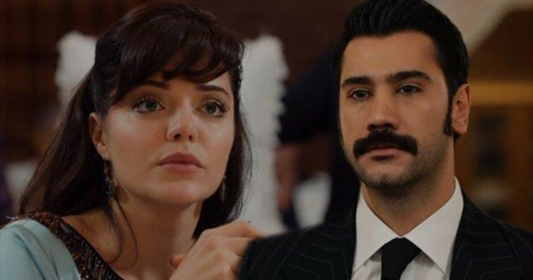 Züleyha (played by Hilal Altınbilek) and Yılmaz (played by Uğur Güneş) in Bir Zamanlar Çukurova - Bitter Lands