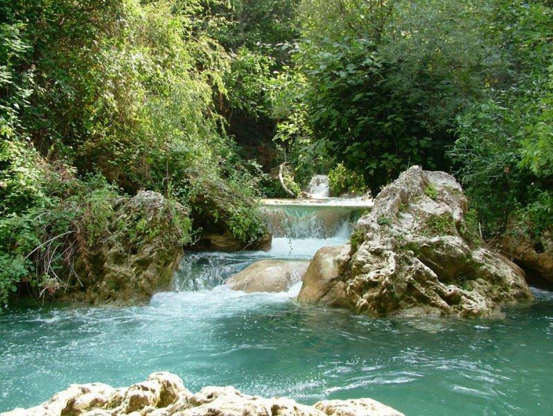 Balıkesir Gürlek Waterfall