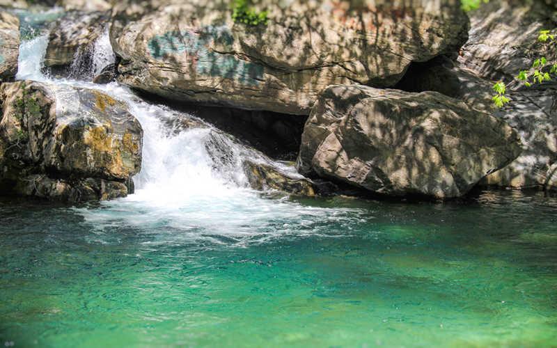 Balıkesir Sütüven Waterfall