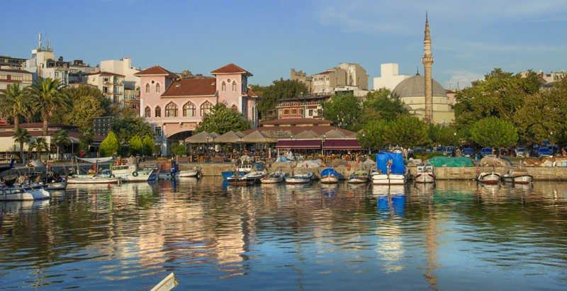 Bandırma is the biggest district of Balıkesir in the north