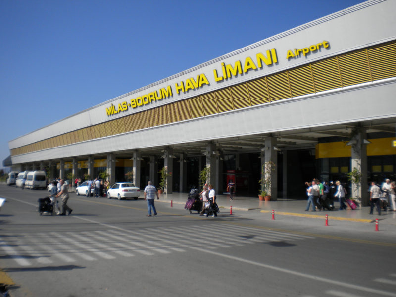Milas-Bodrum International Airport - How to get and from Milas Bodrum International Airport