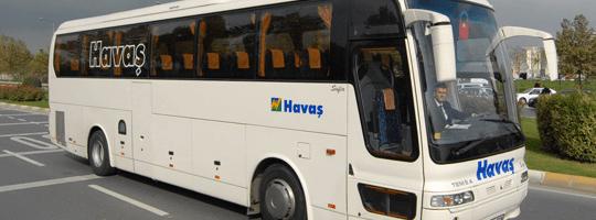 Havas Shuttle Bus