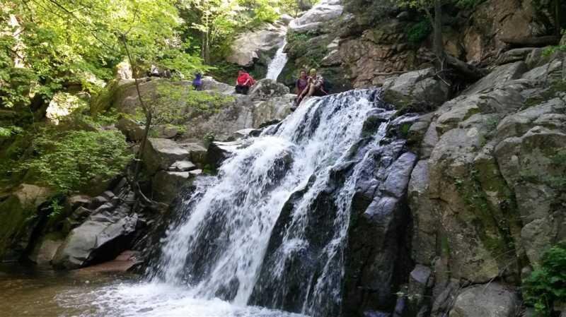Kapıdağ Peninsula Kirazlı Waterfall