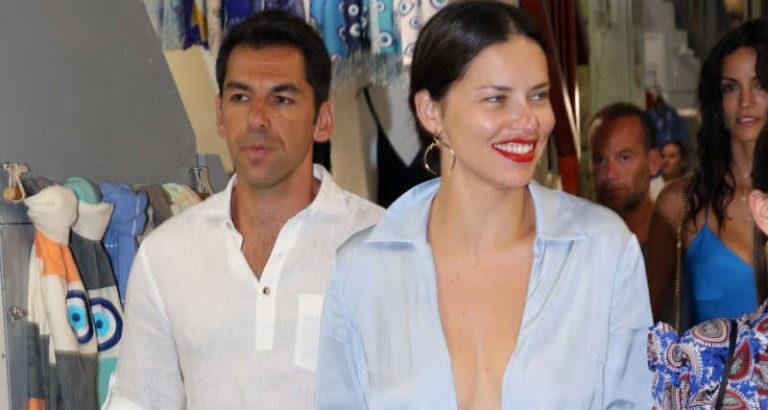 Adriana Lima and Emir Uyar: Lima's Interest in Turkish Men