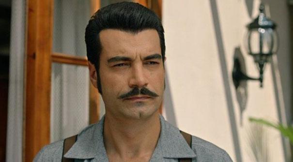 Demir, played by Murat Ünalmış in Bir Zamanlar Çukurova - Bitter Lands