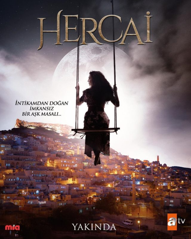 An impossible love story born out of revenge, Hercai