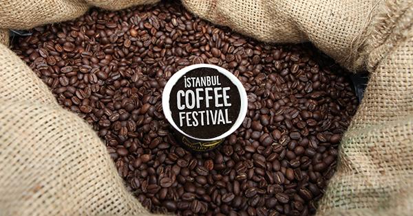 Istanbul Coffee Festival, 2019