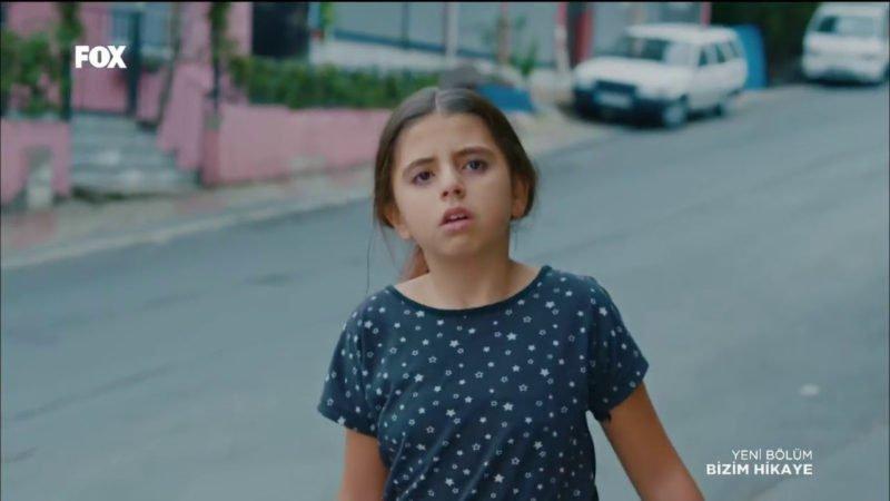 Kiraz, played by Zeynep Selimoğlu, in Bizim Hikaye - Our Story