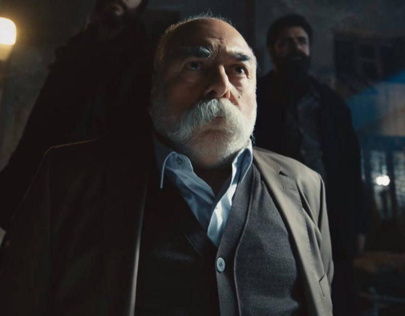 A respectable actor of Turkish cinema, Macit Sonkan