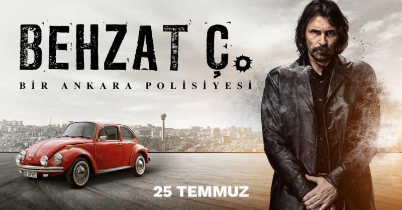 Behzat Ç. — An Ankara Detective Story: An Extraordinary Cop!