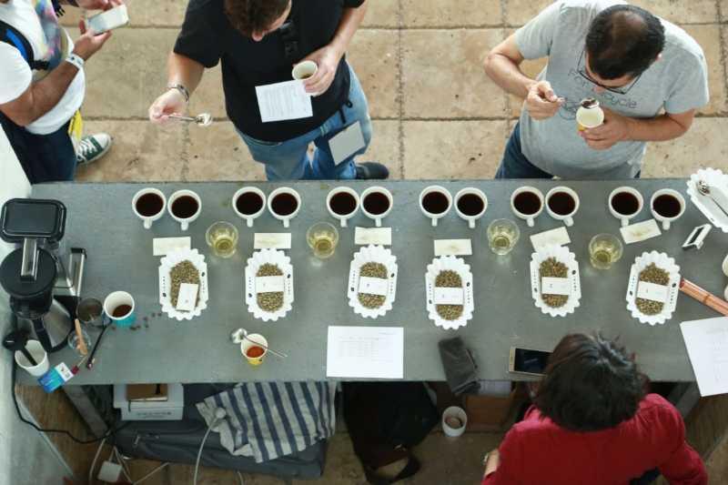 Izmir Coffee Festival will be 11-12-13 October 2019