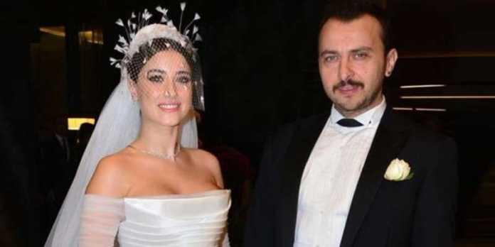 Hazal Kaya and Ali Atay got married on 7 February 2019