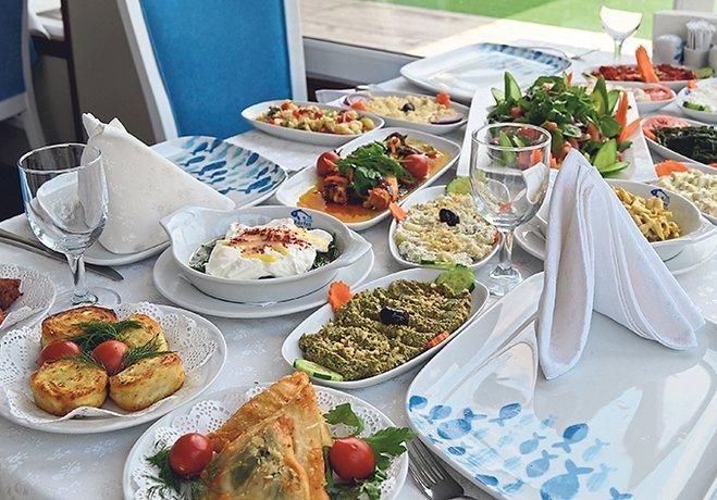 Cunda Island has best examples of Aegean cuisine