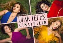 Ufak Tefek Cinayetler - Small Murders is a Turkish TV Series