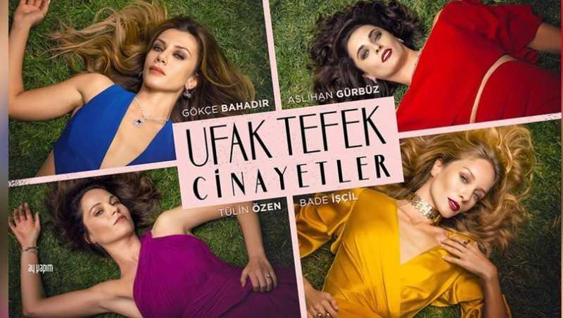 "The War of Good Ones and The Bad: Ufak Tefek Cinayetler -""Small Murders"" Turkish TV Series"