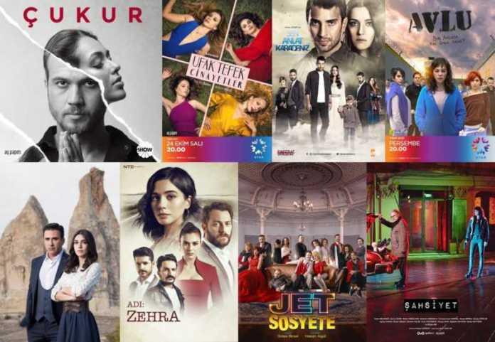 The New Turkish TV Series of 2020-21 Season