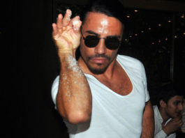 Nusret, or better known as Salt Bae, is a Turkish butcher, chef and restaurateur
