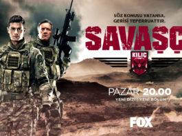 Savaşçı - Warrior TV series is on Fox TV every Sunday at 20.00