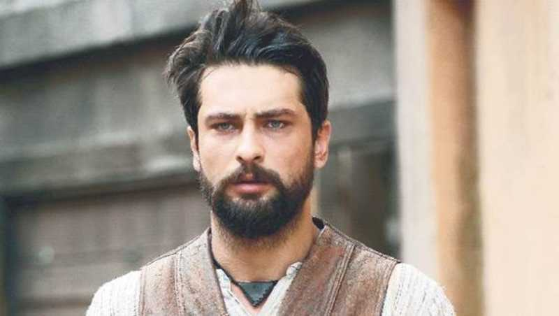 His acting career started with Hayat Devam Ediyor - Life Goes On Turkish TV series in 2011