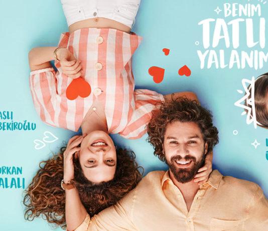 Benim Tatlı Yalanım - My Sweet Lie Turkish TV series is the new comedy and romance of Star TV