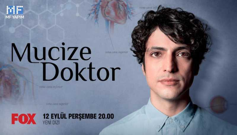 Miracle Doctor Turkish TV drama is a remake of the South Korean original TV series The Good Doctor