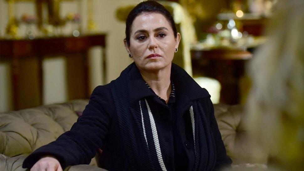 Nazan Kesal acted as Asiye Karasu in Çocuk - The Kid Turkish TV series