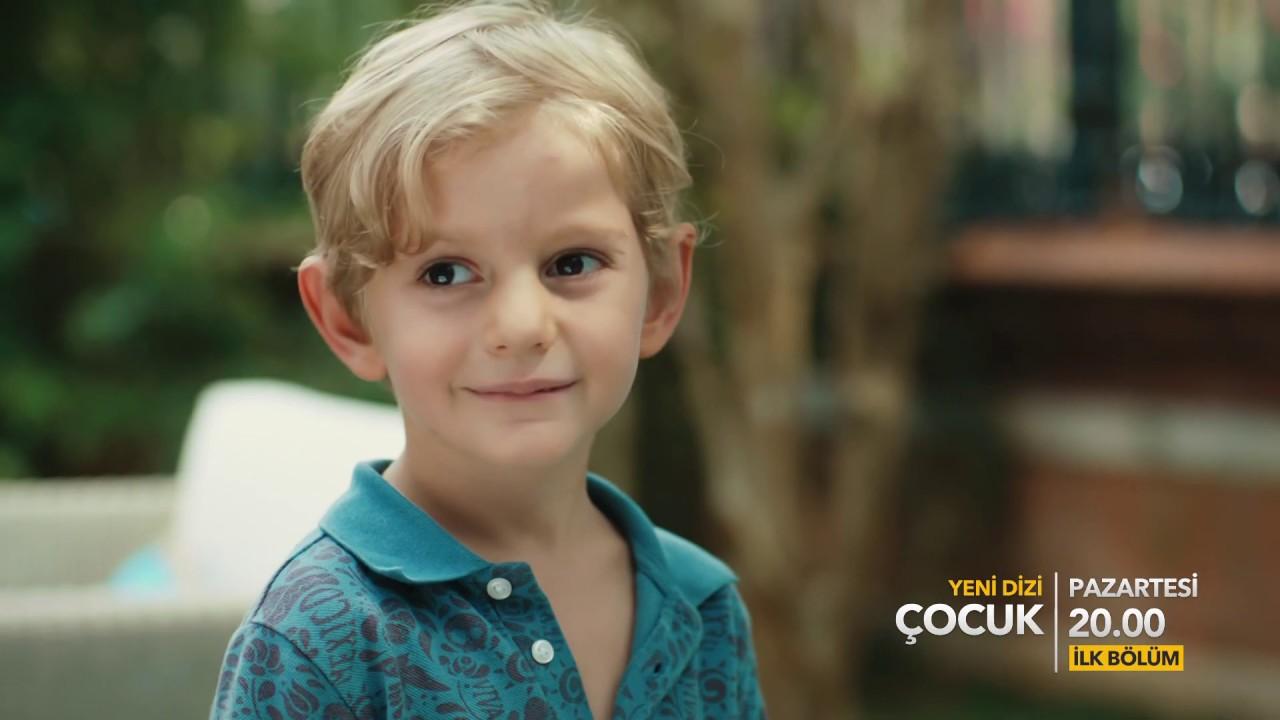 Efe (Mehmet Emin Güney) is the only innocent character of Çocuk - The Kid Turkish TV drama
