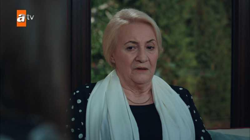 Sabina Toziya (acted as Hayriye Çakırbeyli) is the cornerstone of the Çakırbeyli family