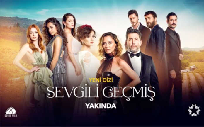 The new Turkish TV series Sevgili Geçmiş - Dear Pastis going to be on the screens on 25 October 2019