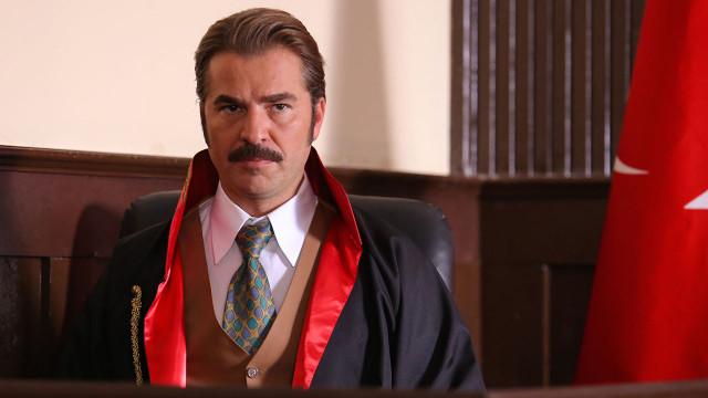 Engin Altan Düzyatan (acted as Prosecutor Orhan) is the leading role of Kurşun - Bullet TV series