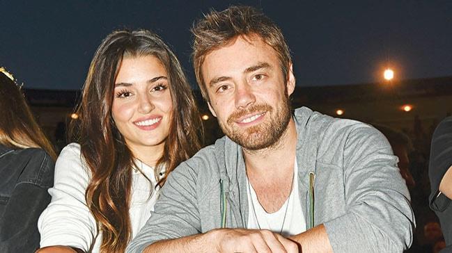 Hande Erçel and Murat Dalkılıç