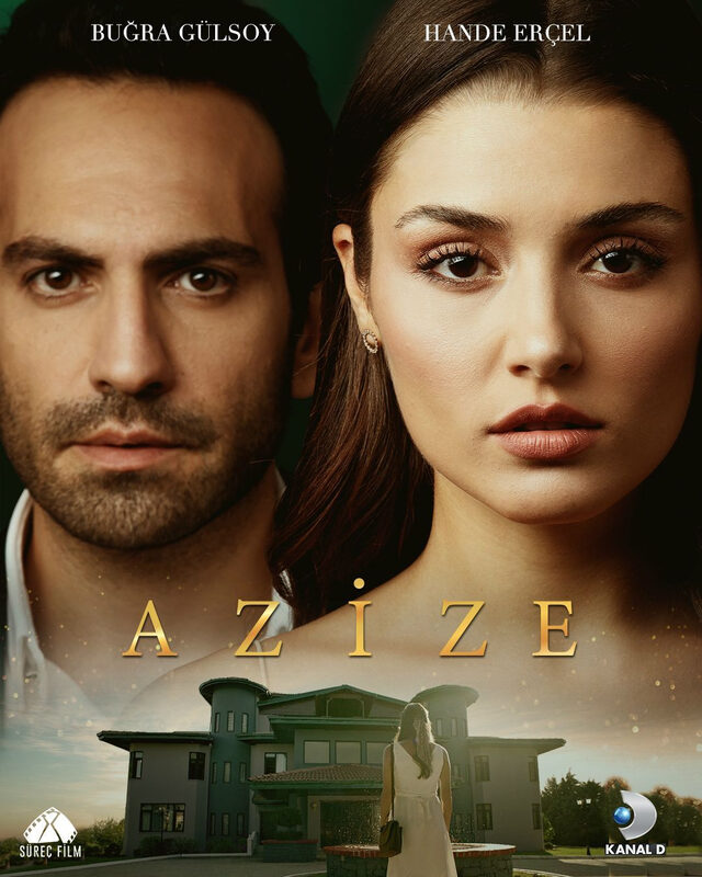 Azize - The Saint TV series will be on Kanal D every Tuesday at 20.00.