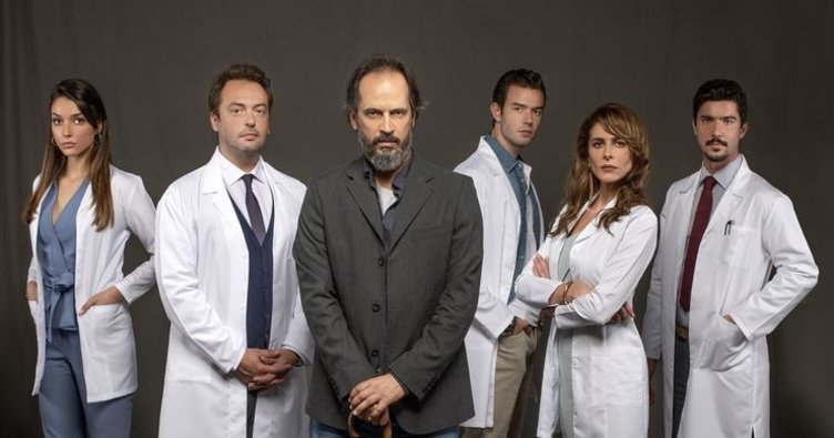 Hekimoğlu Turkish medical drama is the remake of the successful American House series.