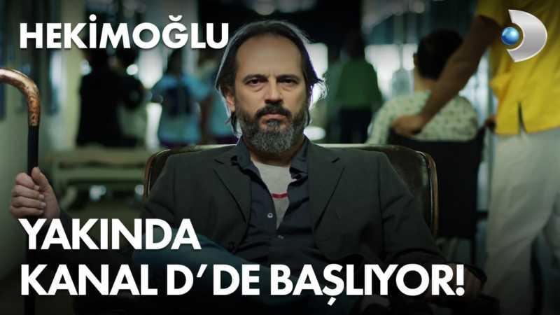 The successful actor Timuçin Eser is acting as Ateş Hekimoğlu in Ateşoğlu Turkish medical drama.