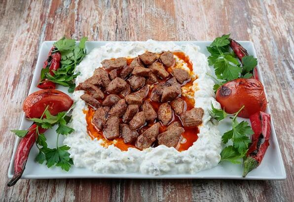 A Special Flavor of Turkish Cuisine: Ali Nazik Kebab — A Perfect Combination of Lamb, Eggplant and Yoghurt