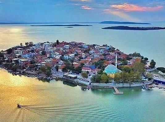Gölyazı is Turkey's little Venezia.