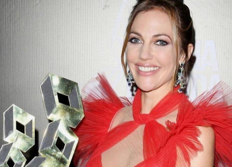 The Turkish-German actress Meryem Uzerli won The Best Actress of The Year Award in Cana Dorado Film Festival.