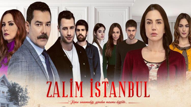 Zalim İstanbul - Ruthless City