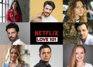 Aşk 101 - Love 101 is third Turkish original series on Netflix.