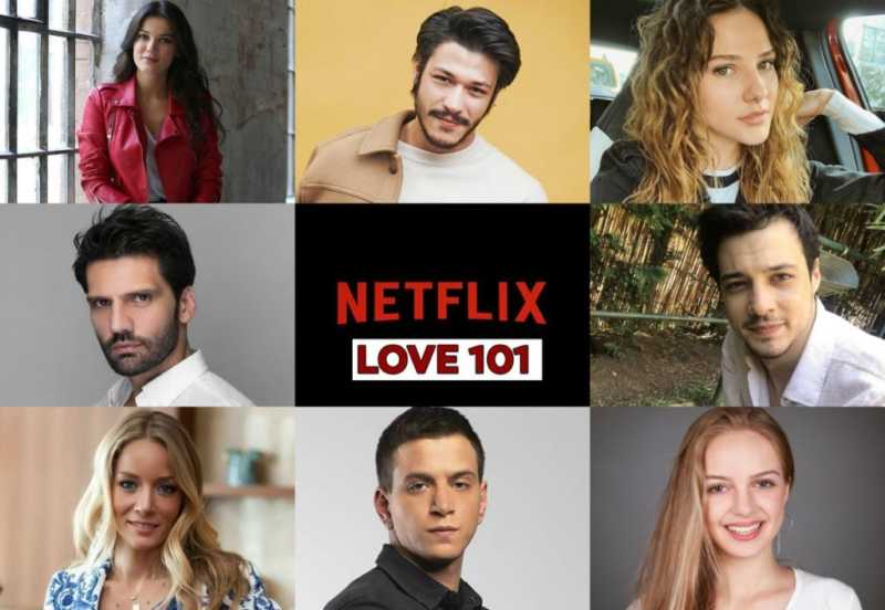 Aşk 101 - Love 101 is third Turkish original series on Netflix.