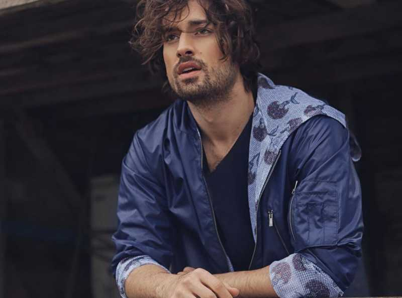 Alp Navruz is the new favourite actor of Turkish televisions.
