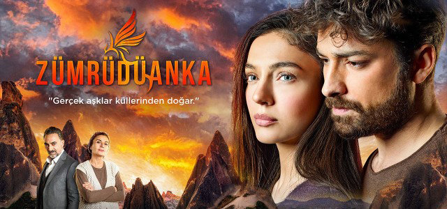 Zümrüdüanka (Phoenix) is a new Turkish TV drama of the Turkish broadcaster Fox TV.